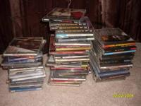 50+ Cds for sale. All in good condition unless