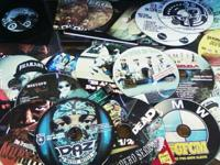 "Affordable CD's and DVD's.  ***""MADE IN AMERICA""***."