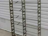 BOLTZ CD Floor Rack & Shelving (CD-1200) This is a