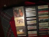 54 to 67 CD's including : Elton John, Fleetwood Mac,