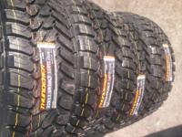 OUR SERVICE OFFERS NEW AND USED TIRES (FLAT REPAIR)
