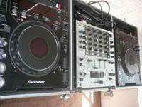 Hello there im selling DJ setup for $2200 which
