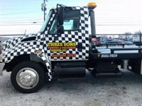 Three Sons Towing and Rehabilitation is an increasing
