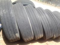 SELLING MY TRUCK TIRES FOR $100 EACH I HAVE 8 TAKE ALL