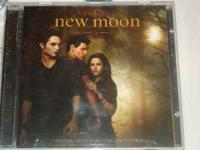 I have 5 CDs for sale. I have New Moon, The Preacher's