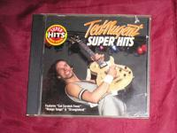 "CD Ted Nugents Super Hits...Features ""Cat Scratch"