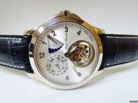 Cecil Purnell Tourbillon Power reserve. This beautiful