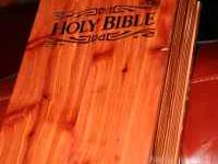 cedar Bible box retails for $55...your cost is $10