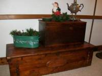 This is a wonderful vintage Cedar Chest. It is a very