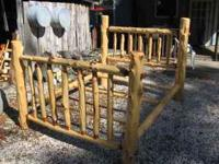Log Beds Start at $300.00 ** Coffee Tables start at