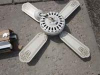 Ceiling fan works fine.... Call Donna  Location: