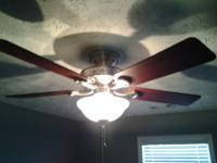 3 Fans - 3 speed/2 Directional Airflow with 5 Blades-