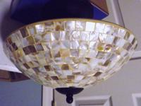 Selling or trading beautiful brand-new ceiling lamp