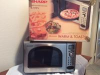 Microwave and toaster combination oven $100 or best