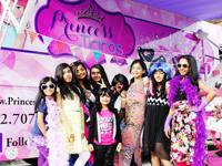 Princess and tiaras spa celebrations is specialized in