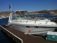 1996 Celebrity 310 (31 foot) Bravo one outdrives Twin