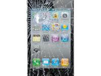 Acquired a busted phone? Monitor fractured? We could