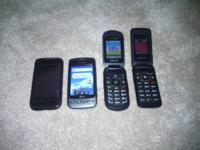 i have a couple of phones for sale rates negotiable all