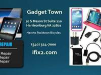 GADGET TOWN OFFERS A WIDE VARIETY OF SERVICES: COMPUTER