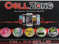 ALL KIND OF REPARATION TO YOUR CELL PHONE, ACTIVATION