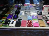 Now available, an assortment of cellphone cases and