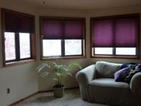 Replacing windows and the cellular shades that I have