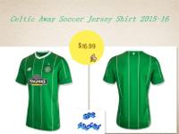 Cloth/Shoes/Accessories:MenCeltic Away Soccer Jersey