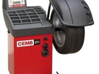 CEMB wheel equipment is great for Gas Stations, small
