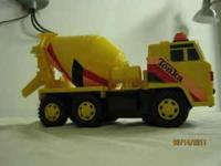 CEMENT MIXER by Tonka GREAT Condition $9 or make an