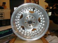 1 pair of 15 X 12's with dual bolt pattern (5 on 4 1/2
