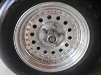 I am selling my rims off my 81 Chevy Camaro Z-28 so I