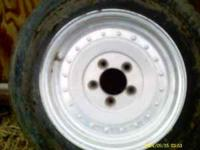 Centerline style wheels made by Enki. Ford 5 lug. not