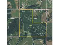 Iowa farm and hunting land for sale in Appanoose