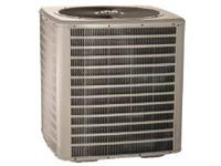 A Goodman 2-Ton 13-SEER Central Air Conditioner; With