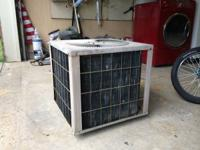 2 1/2 ton outside condenser unit for central air