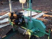 Central Machinery 62366 - Saw Mill with Predator 280-
