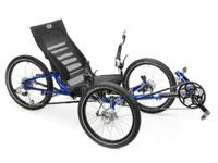 Thinking of a recumbent bike or trike for physical