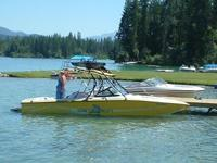2003, Ski Boat. 315 hp (Merc 315) Centurion Sport Bow