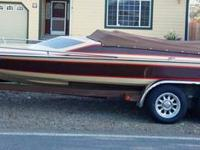 Centurion Day Cruiser Sport 20 with I/O, Newer Chevy GM