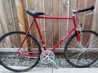 Centurion Le Mans Fixie (one speed) Road Bike 700 X 32C