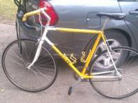 I have a 48cm Centurion Lemans Road Bike With Exage