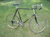 Very Large Centurion Road Bike in good condition. It