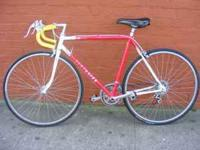 Hey, I have a centurion accordo road bike for sale.