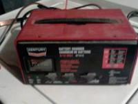 Century 87151C Battery Charger  - This Century battery