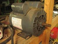 Century Electric Motor - 20hp Reasonable price Call  Or