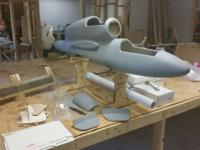 New Century Jet Deluxe Kit HE 162 Salamander. This kit