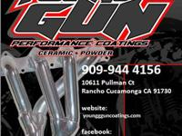 Young Weapon Coatings. 10611 Pullman Court. Rancho