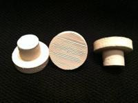"""Gills & Fins 1"""" Ceramic Coral Frag Plugs Gills & Fins"""