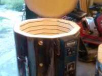 I have a large ceramic kiln for sale. Interior is good,