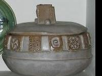 CERAMIC SOUP TUREEN - elegant and gorgeous large vessel